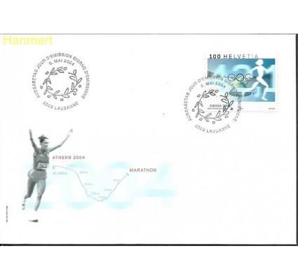 Znaczek Szwajcaria 2008 Mi 1881 FDC