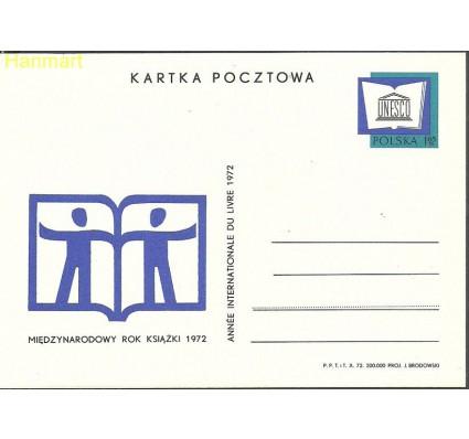 Polska 1972 Fi Cp 529 Całostka pocztowa