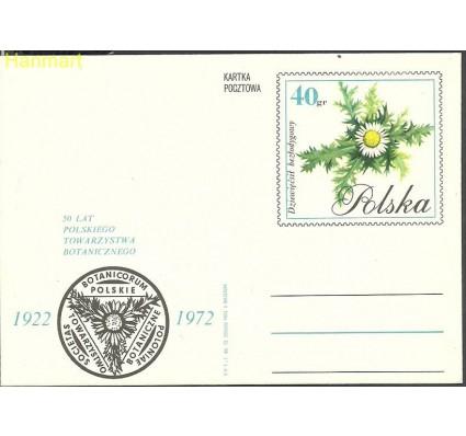 Znaczek Polska 1972 Fi Cp 528 Całostka pocztowa
