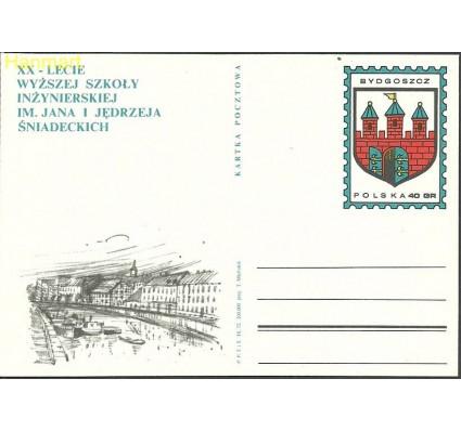 Znaczek Polska 1972 Fi Cp 536 Całostka pocztowa