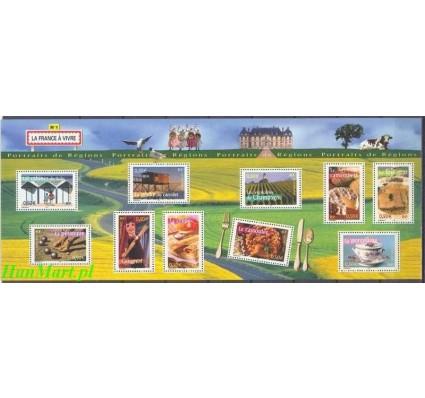 Znaczek Francja 2003 Mi ark 3698-3707 Czyste **