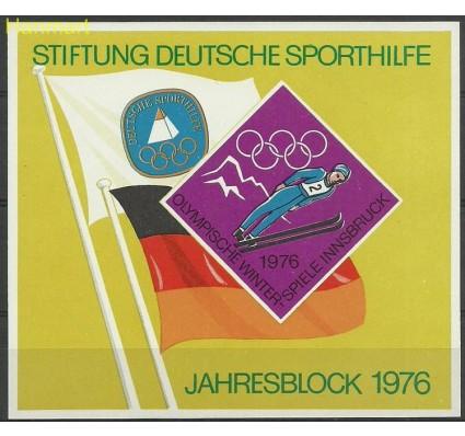 Znaczek Niemcy 1976 Mi abo1976Innsbruck Czyste **