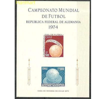Znaczek Chile 1974 Mi ged 804-805 Czyste **