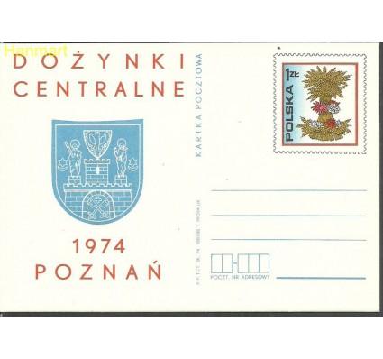 Znaczek Polska 1974 Fi Cp 616 Całostka pocztowa