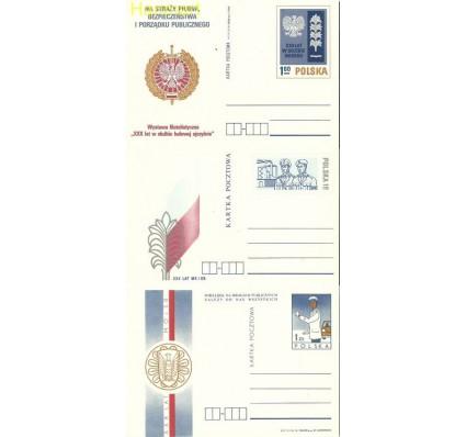 Znaczek Polska 1974 Fi Cp 617-619 Całostka pocztowa