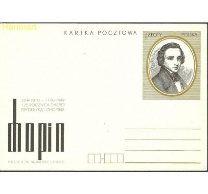 Znaczek Polska 1974 Fi Cp 621 Całostka pocztowa