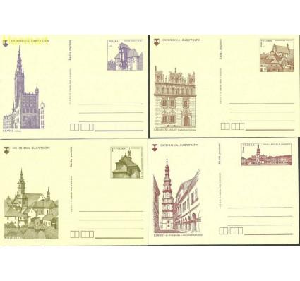 Znaczek Polska 1975 Fi Cp 631-634 Całostka pocztowa