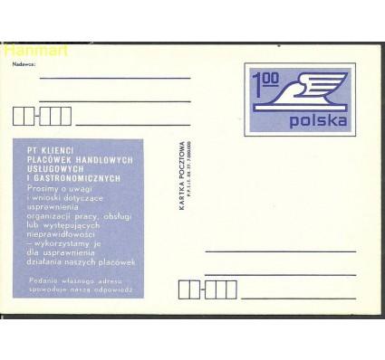 Polska 1978 Fi Cp 689 Całostka pocztowa