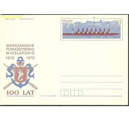 Znaczek Polska 1978 Fi Cp 699 Całostka pocztowa