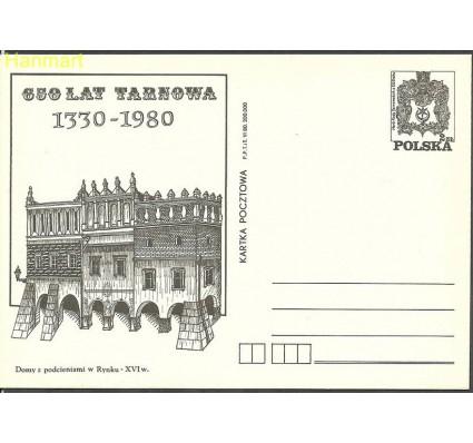 Znaczek Polska 1980 Fi Cp 760 Całostka pocztowa