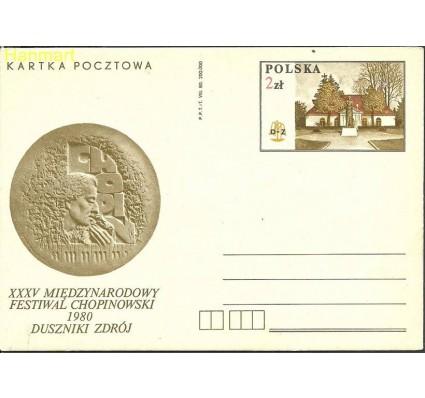 Znaczek Polska 1980 Fi Cp 763 Całostka pocztowa