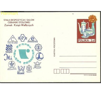 Znaczek Polska 1980 Fi Cp 772 Całostka pocztowa