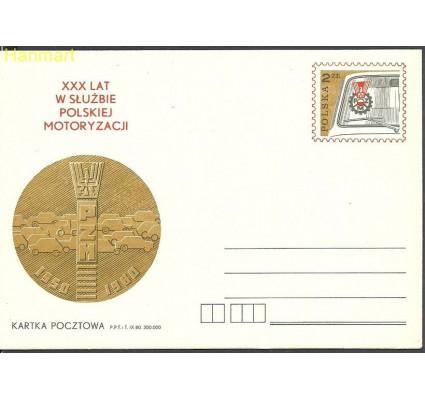 Znaczek Polska 1980 Fi Cp 773 Całostka pocztowa