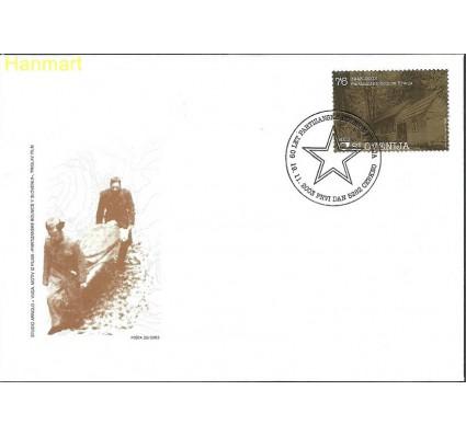 Znaczek Słowenia 2003 Mi 451 FDC