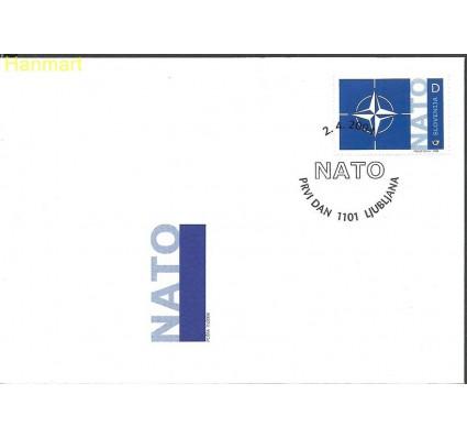 Znaczek Słowenia 2004 Mi 468 FDC