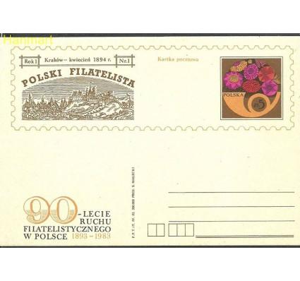 Polska 1983 Fi Cp  826 Całostka pocztowa