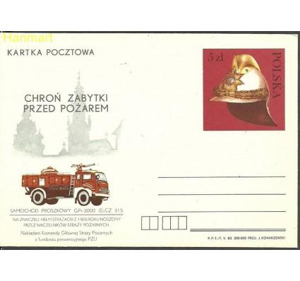 Polska 1983 Fi Cp  829 Całostka pocztowa