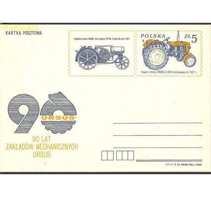 Znaczek Polska 1983 Fi Cp 842 Całostka pocztowa