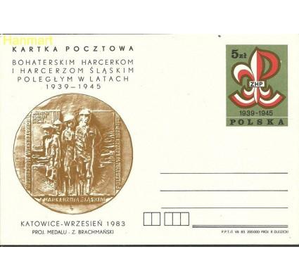 Polska 1983 Fi Cp 844 Całostka pocztowa