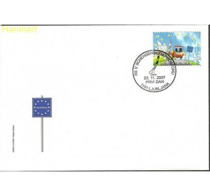 Słowenia 2007 Mi 662 FDC