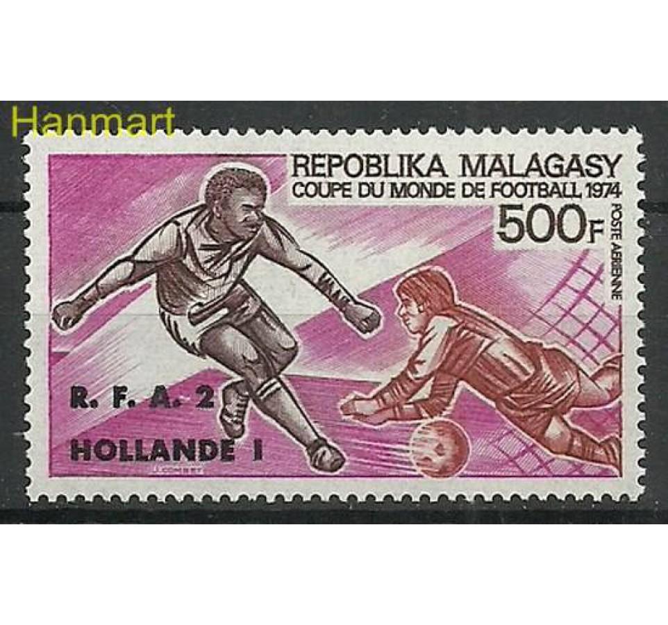 Madagaskar 1974 Mi 718 Czyste **