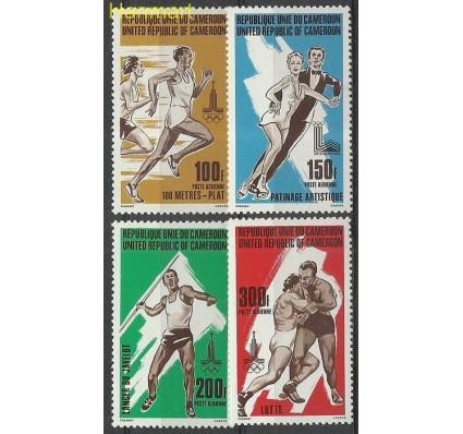 Znaczek Kamerun 1980 Mi 934-937 Czyste **