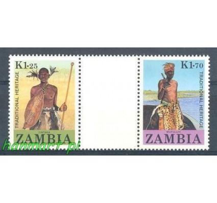 Zambia  Mi 3 Czyste **