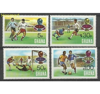 Znaczek Ghana 1974 Mi 564-567 Czyste **