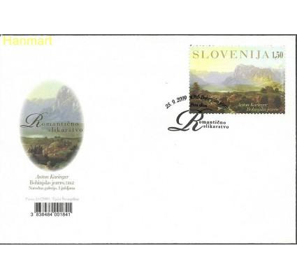 Słowenia 2009 Mi 743 FDC