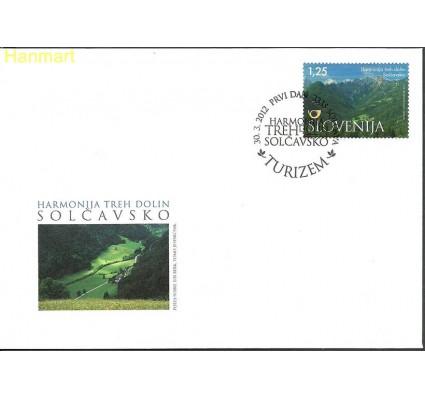 Słowenia 2012 Mi 954 FDC