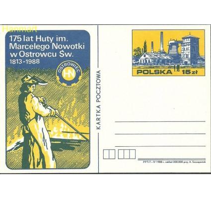 Polska 1988 Fi Cp 978 Całostka pocztowa