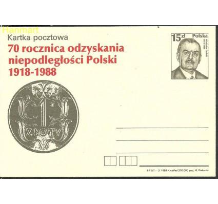 Polska 1988 Fi Cp 987 Całostka pocztowa