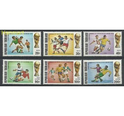 Znaczek Togo 1974 Mi 1017-1022 Czyste **
