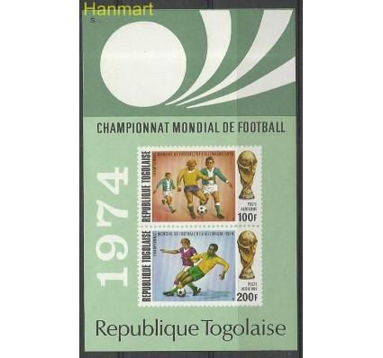Znaczek Togo 1974 Mi bl81 Czyste **
