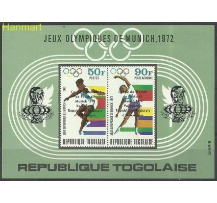 Znaczek Togo 1974 Mi bl90 Czyste **