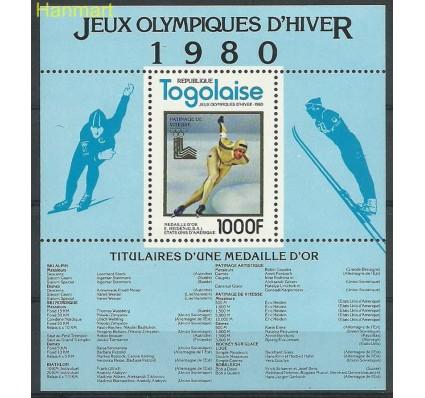 Znaczek Togo 1980 Mi bl 170 Czyste **