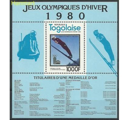Znaczek Togo 1980 Mi bl 171 Czyste **