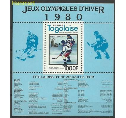 Znaczek Togo 1980 Mi bl 173 Czyste **