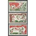 Gabon 1974 Mi 540-542 Czyste **
