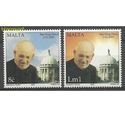 Znaczek Malta 2007 Mi 1516-1517 Czyste **
