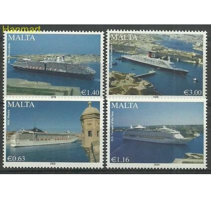 Znaczek Malta 2008 Mi 1577-1580 Czyste **