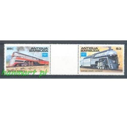 Antigua i Barbuda  Mi 36 Czyste **