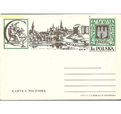 Znaczek Polska 1973 Fi Cp 558 Całostka pocztowa