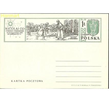 Znaczek Polska 1973 Fi Cp 562 Całostka pocztowa