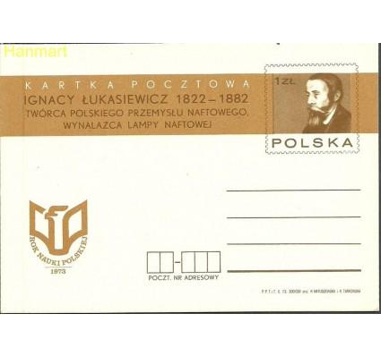 Znaczek Polska 1973 Fi Cp 591 Całostka pocztowa