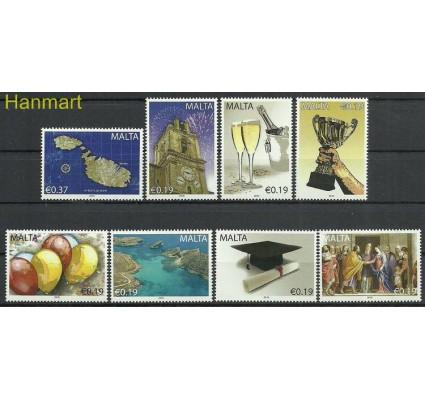 Znaczek Malta 2010 Mi 1633-1640 Czyste **