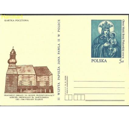 Znaczek Polska 1983 Fi Cp 834 Całostka pocztowa