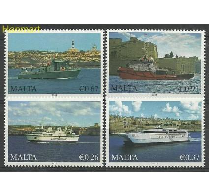 Znaczek Malta 2011 Mi 1687-1690 Czyste **