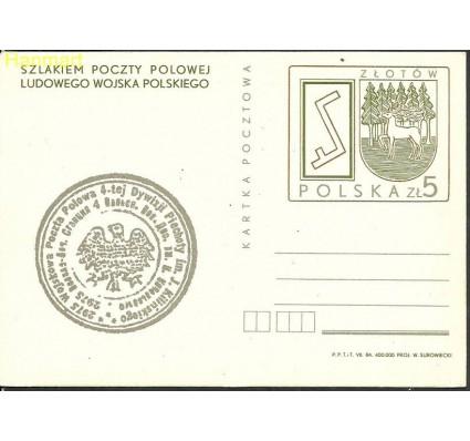 Polska 1984 Fi Cp 874 Całostka pocztowa