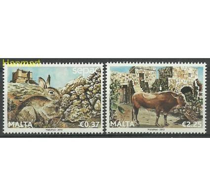 Znaczek Malta 2013 Mi 1822-1823 Czyste **